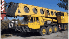 TM 1275 Material Handling Crane For Rent